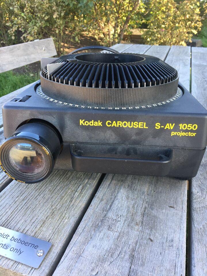 Kodak carousel projektor S-AV 1050, KODAK, S-AV 1050