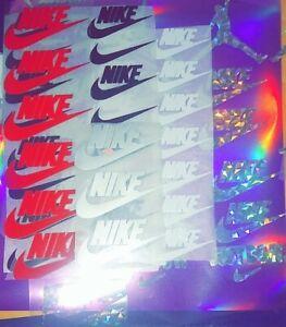 cada vez corona Leer  1pc plancha de transferencia de calor de logotipo de Nike en inauguración  Logo 3