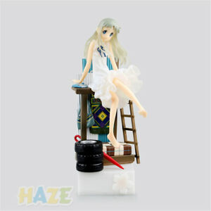 Anime-Honma-Meiko-Menma-PVC-Figure-Model-New-22cm
