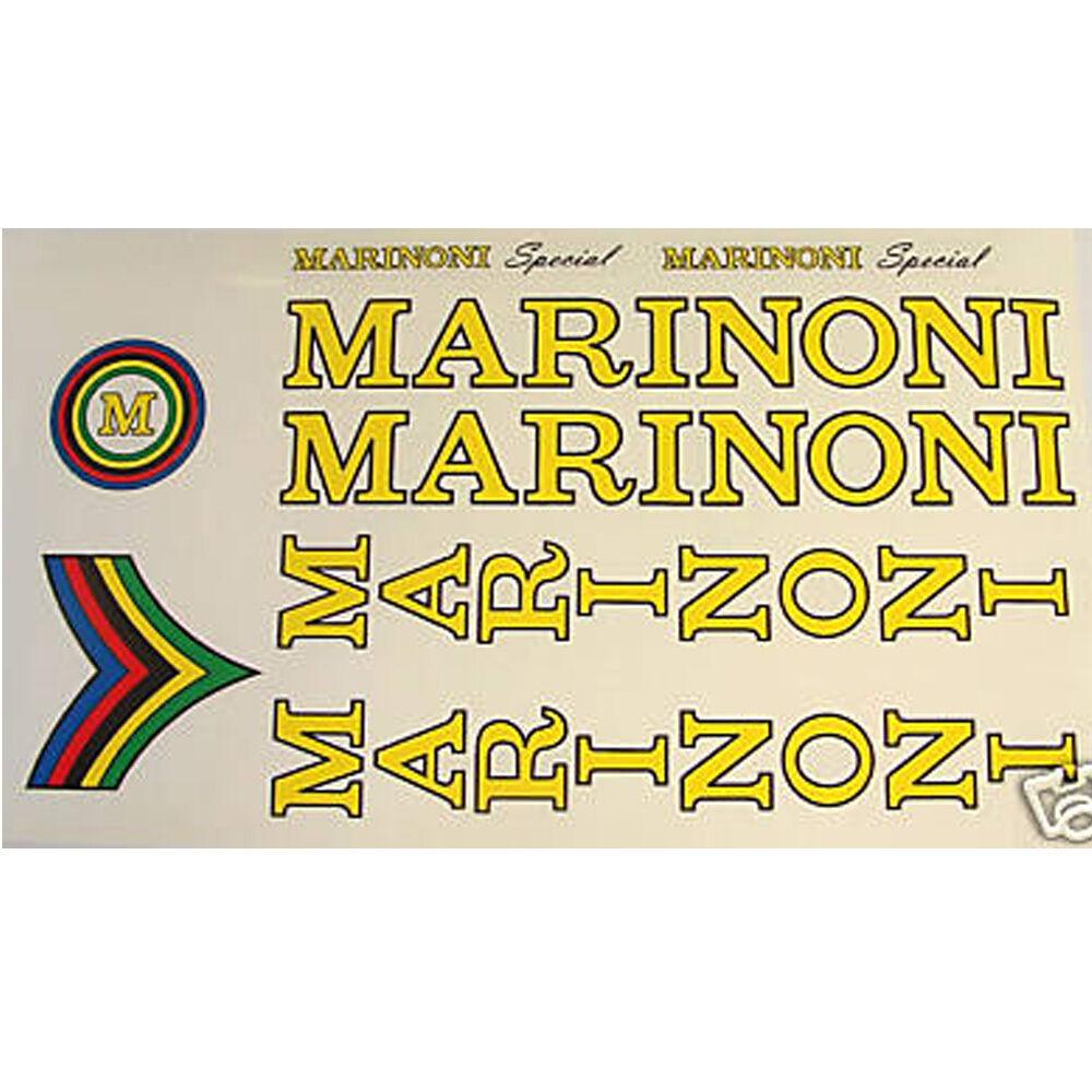 Marinoni decal  set for Campagnolo  enjoying your shopping