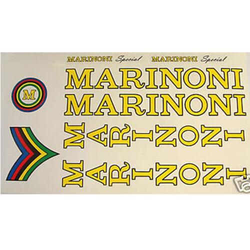 Marinoni decal set for Campagnolo