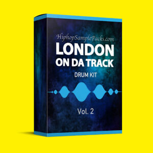 London-On-Da-Track-SUPER-PRODUCER-Trap-Hip-Hop-DRUM-KIT-Vol-2-Wav-SAMPLE-PACK