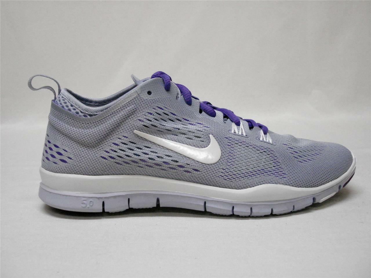 54095f94832 NIB NIKE FREE 5.0 TR FIT 4 BREATH BREATH BREATH WOMEN S SHOES 7.5 PURPLE  AWESOME SHOES d0171f