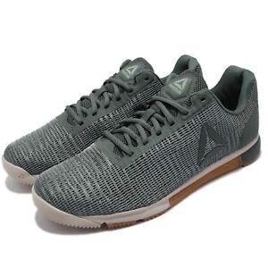 Reebok Speed TR Flexweave Green Gum Men Cross Training Shoes ... 6ad8847dfb30
