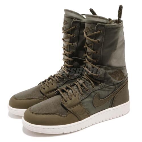 Air para Wmns Olive Aq7883 mujer 1 Canvas Nike 300 Explorer Xx Jordan Botas fzqBw4