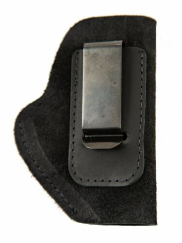 FHL/_MED Leather Suede Holster/_for SCCY CPX 1 2/_IWB/_Conceal Carry/_USA/_RH/_LH/_