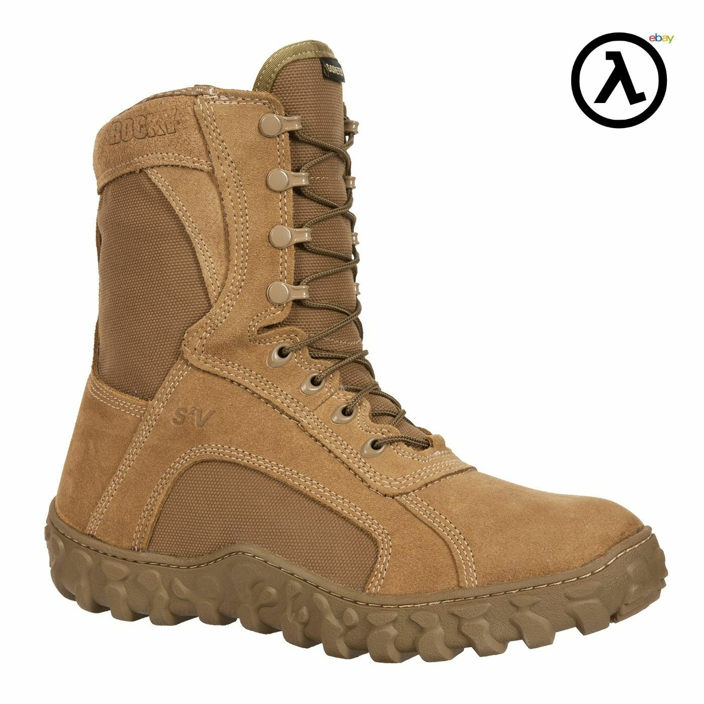 ROCKY S2V GORE-TEX WATERPROOF 400G INSULATED TACTICAL stivali FQ00104-1 ALL DimensioneS