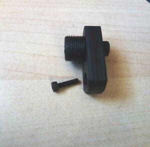 Silencieux Adaptateur pour Umarex Colt Government 1911 A1 Co2 3D Imprimé