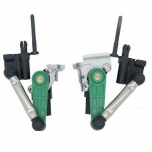2X-Front-Headlight-Level-Sensor-LH-amp-RH-for-2010-2018-VW-Touareg-7P5-7P6-NEW
