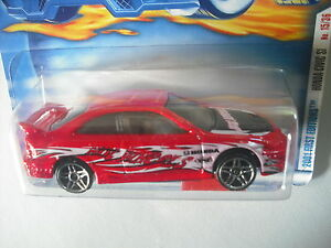 Image Is Loading 2001 HOT WHEELS HONDA CIVIC SI RED FIRST