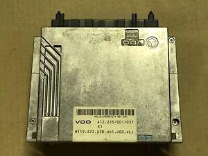 129-SL500-EGAS-MODULE-CONTROL-UNIT-VDO-ECU-1295450832