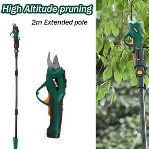 3-6V-Li-ion-Battery-Garden-Cordless-Electric-Pruning-Shears-Snips-Branch-Cutter