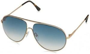 f3f07c139c595 Tom Ford Ft0450 s Cliff Unisex Metal Sunglasses for sale online