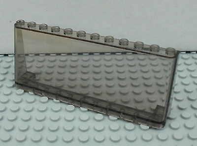 Lego - Windschutzscheibe 2x12x4 Trans Black Scheibe Windscreen 6267 10212 10211