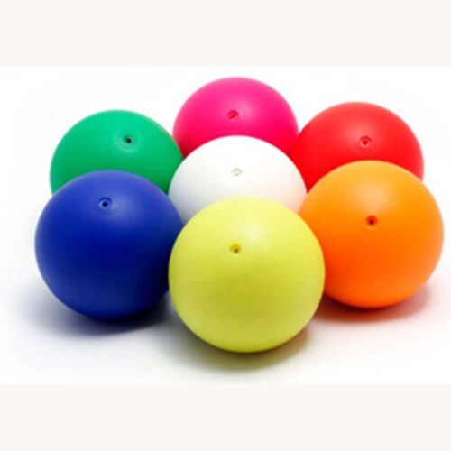 Play MMX2 Stage Ball 1 Yellow 70 mm Juggling Ball -