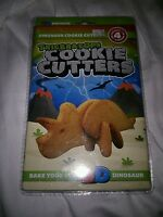 3d Dinosaur Cookie Cutter Sets Triceratops