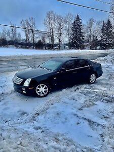 Cadillac sts (différentiel arrière brisé)