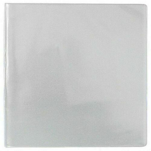 """Sounds Wholesale 12/"""" Gatefold Plastic Clear Sleeve Overbag With Orange Peel F..."""