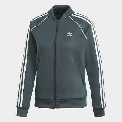 Adidas Originals Sst Tt Jacke Collegiate Green