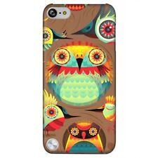 Cygnett ICON Series Nathan Jurevicius Hoots iPhone 5/5s/SE Case+Screen Protecto