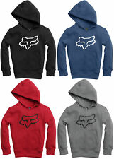 Fox Racing Youth Legacy Pullover Fleece Hoody Hoodie Sweater