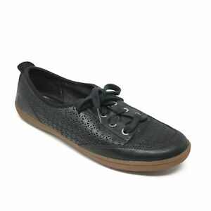 Women-039-s-Timberland-Earthkeepers-Northpoint-Shoes-Sneakers-Size-10-Black-AA12