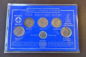 """""""les Britanniques Bob"""" Coin Set-afficher Le Titre D'origine"""