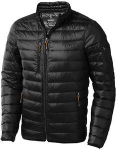Jacke Schwarz Scotia Zu Elevate Jacket Daunenjacke Winterjacke Details Herren Light Down kPXiuTOZw