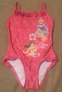 19f449158c Image is loading Disney-Store-Princess-Belle-Cinderella-1-PC-Swimsuit-