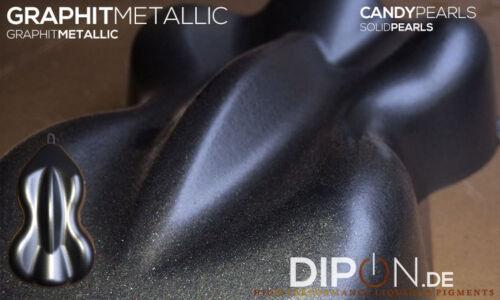 Kandydip ® sprühfolie lista para inyectar Graphite metalizado auto lámina llantas lámina dip