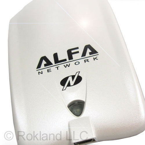 Alfa AWUS036NHR v2 version 2 Wireless-N USB WiFi adapter Realtek RTL8188RU chip