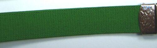 grüner elastischer Schnellverschlussgürtel für Kinder,Kindergürtel ab 2,75€