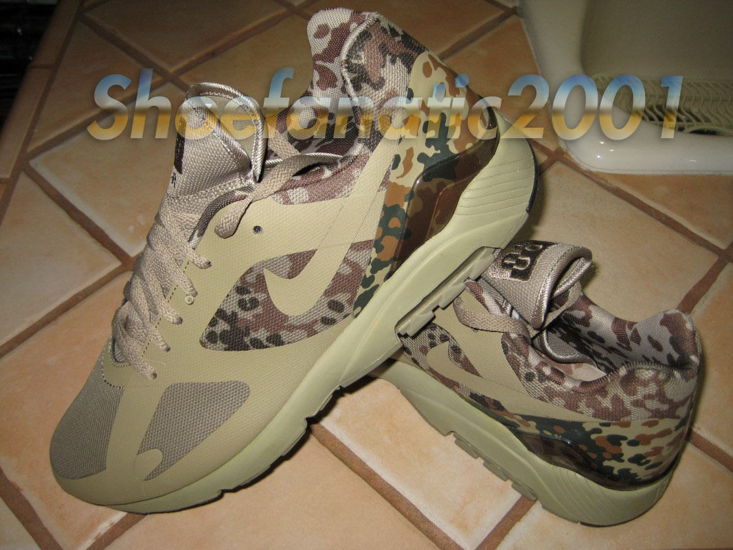 Nike Air Max 90 Germany SP Country Camo Pack 9.5 12 Retro HTM Bamboo Dark Khaki