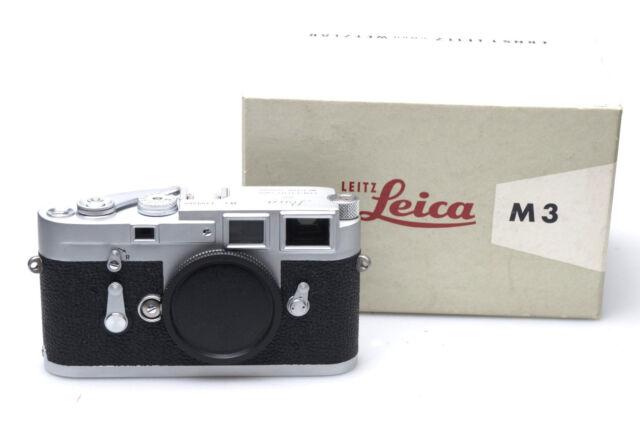 Leica M3 WIE NEU / LIKE NEW
