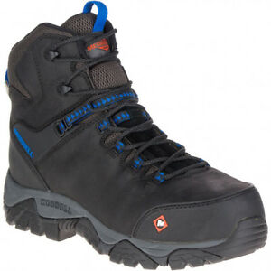 1f41c17f Details about Merrell Newest Men's J15737 Phaserbou Composite Toe  Waterproof Safety Work Boots