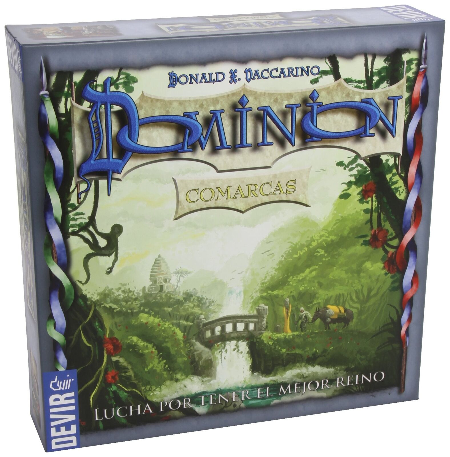 DEVIR Dominion comarcas, table de jeu (bgdoco)