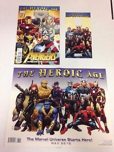 The-Avengers-The-Heroic-Age-complete-set-1-through-34-plus-variants-amp-12-1-24-1
