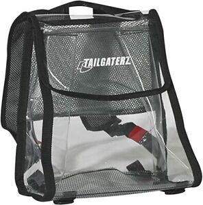 Tailgaterz Stadium Pack Clear Multi-Function