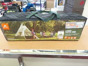 7 PERSON INSTANT TEEPEE FAMILY CAMPING LARGE TENT OZARK ...