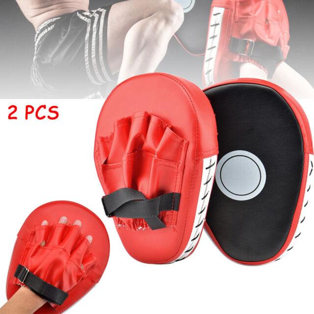 Half Finger Fight Boxing Gloves Mitts Sanda Karate Sandbag TKD For Kids Adult 6L