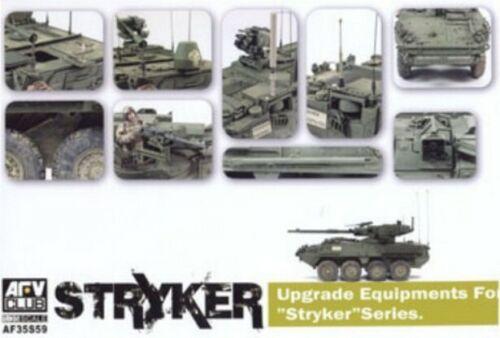 AFV 1//35 Stryker Vehicle Upgrade Equipment AFV35S59