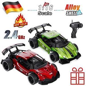 4WD Drifter 30km//h RC Ferngesteuertes Auto Drift Rennwagen 1//16 Spielzeug 2,4Ghz