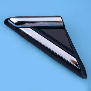 Front-Right-Side-Door-Window-Triangle-Cover-Trim-Panel-Fit-For-Ford-Fusion-13-18