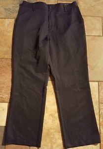 Details about Men's Adidas Black Climalite Pants Sz 33 Inseam 30 Euc