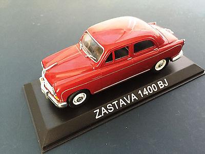 FIAT 1100 MODEL DIECAST IXO IST LEGENDARY CARS 1//43 B66 ZASTAVA 1100 T2 VAN