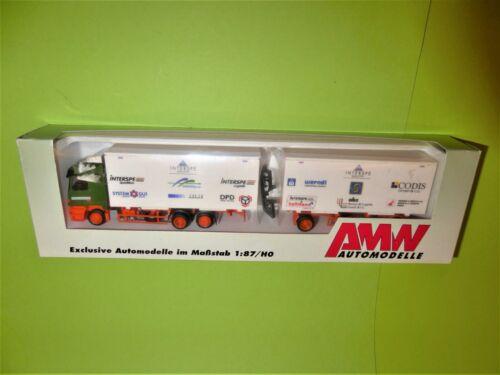 "AWM 50821 /""Interspe/"" MB Actros HZ 1//87"