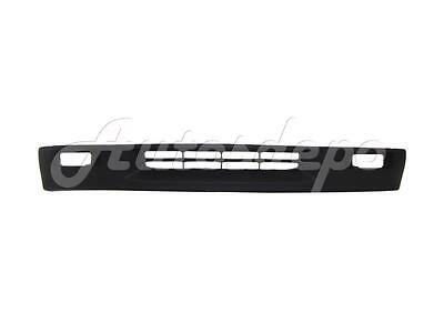 For 88-92 Isuzu Pickup / 91-92 Rodeo / 89-92 Amigo Front Apron Valance Black