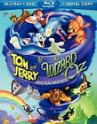 Tom and Jerry & The Wizard of Oz 2 Discs Includes Digital Copy Blu-ray