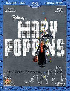 Mary-Poppins-Blu-ray-DVD-2013-2-Disc-Set-50th-Anniversary-Edition