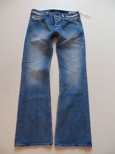 Diesel-ZATHAN-wash-008AT-Bootcut-Jeans-Hose-W-30-L-32-NEU-Vintage-Schlaghose